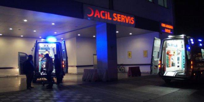 Rize'de KYK yurdunda kalan 46 öğrenci hastaneye kaldırıldı