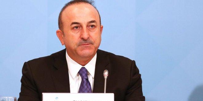 İstanbul'daki Kudüs zirvesinde açılışı Çavuşoğlu yaptı