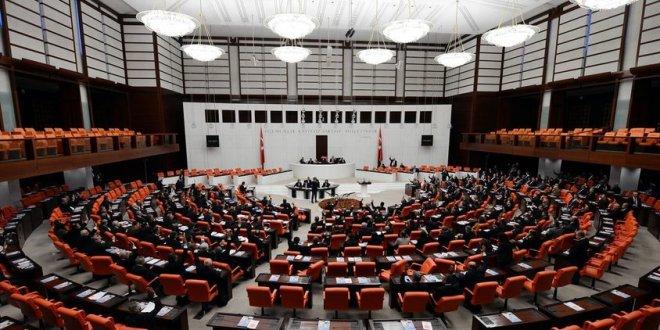 Meclis'teki 3 partiden Kudüs bildirisi
