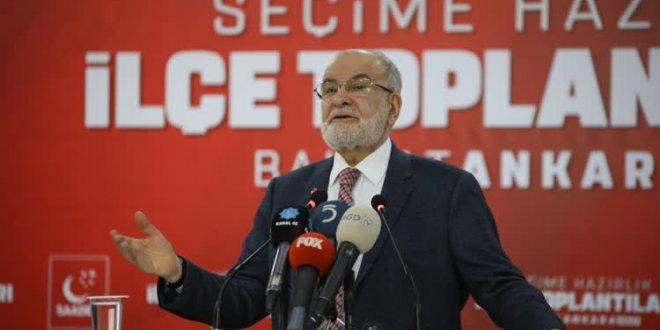 """Saadet Partisi'den İsrail açıklaması: """"İlişkiler kesilmeli"""""""