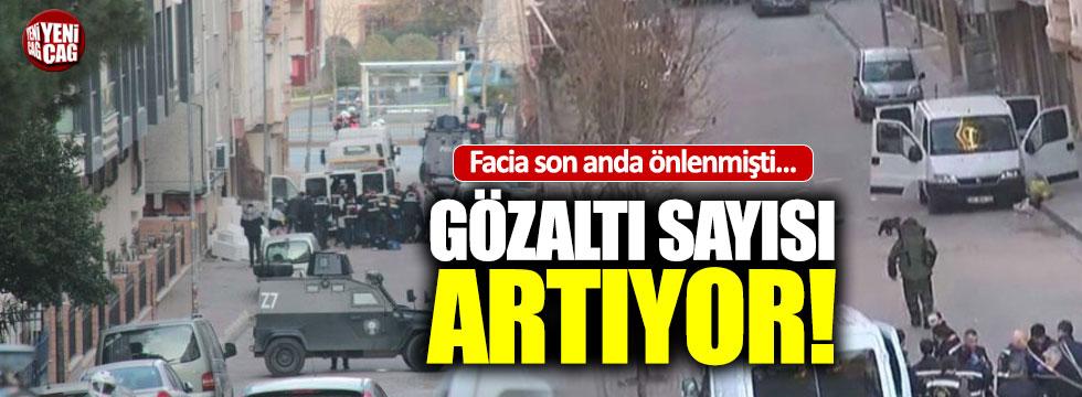 İstanbul'da yakalnan bombalı araçta yeni gözaltılar