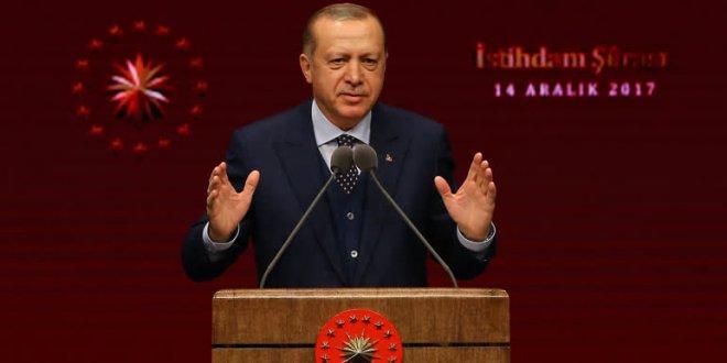 Erdoğan'dan yeşil pasaport açıklaması