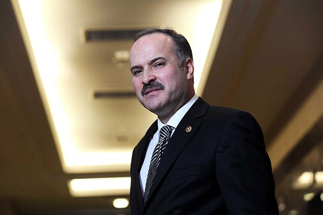 Tayyip Erdoğan'ın başdanışmanı Bülent Gedikli istifa etti