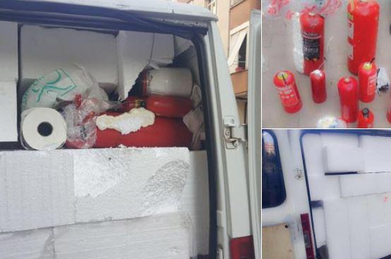 İstanbul'da 45 günde 3 bombalı araç yakalandı