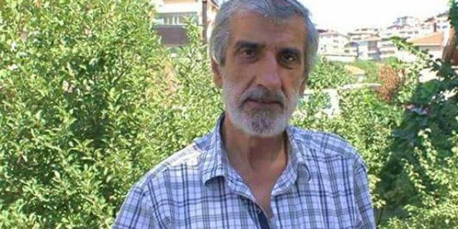Ali Tekintüre hayatını kaybetti