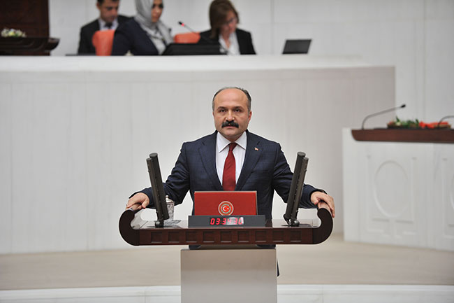 MHP Grup Başkanvekili Erhan Usta'dan Bahçeli'yi kızdıracak sözler