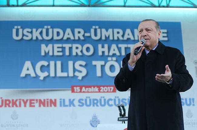 Erdoğan'dan görevden alınan Ataşehir Belediye Başkanı'yla ilgili açıklama