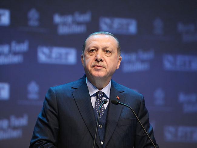 Erdoğan: Türk milleti daha son sözünü söylemedi
