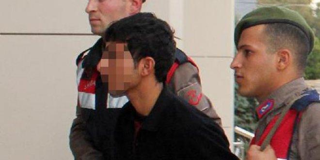 Gözaltına alınan terörist karakolda intihar etti