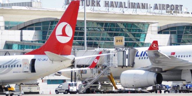 Atatürk Havalimanı'nda akıllara durgunluk veren insan kaçakçılığı
