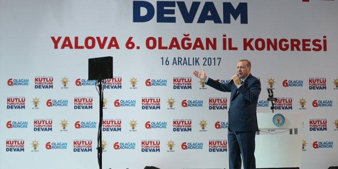 """Erdoğan: """"Gün yaklaşıyor, yargıda hesabını vereceksin"""""""