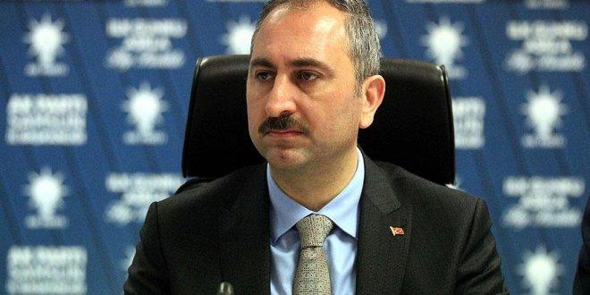 Adalet Bakanı Gül'den Zarrab davası açıklaması
