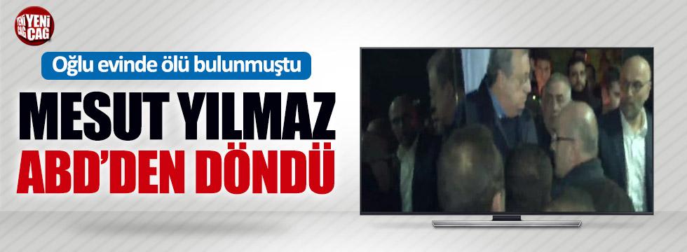 Mesut ve Berna Yılmaz İstanbul'a geldi