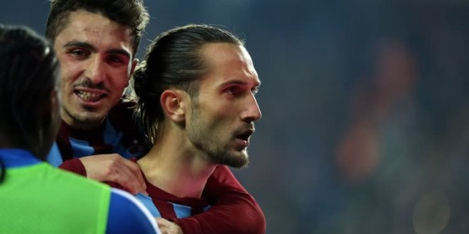 Trabzonspor-Bursaspor 1-0 (Maç Özeti)