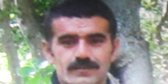 1 milyon lira ödülle aranan terörist öldürüldü