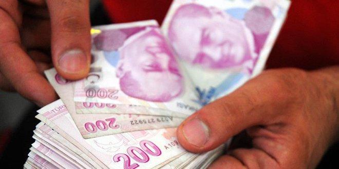 Örtülü ödenekten 1.7 milyar lira çıktı