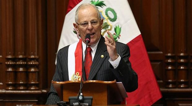 Peru Cumhurbaşkanı rüşvet suçlamasıyla mahkemede ifade verecek