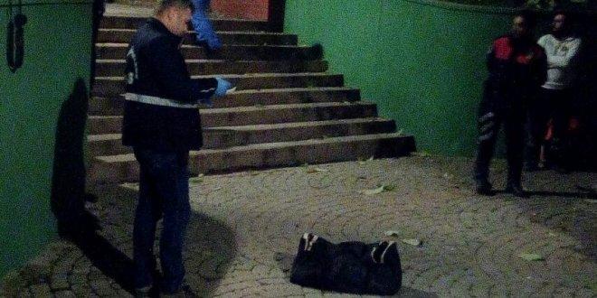Valizden çocuk cesedi çıktı