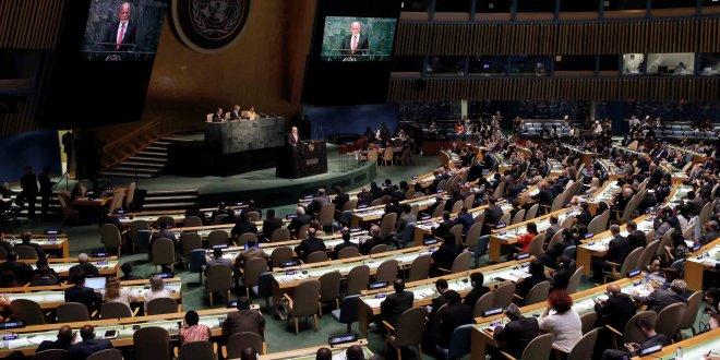 BM'den kritik Kudüs kararı!