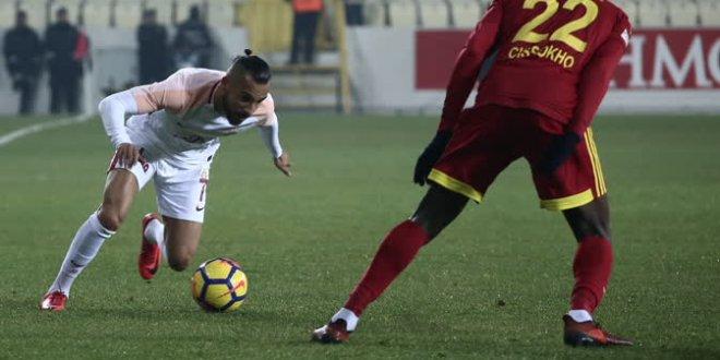 Evkur Yeni Malatyaspor-Galatasaray 2-1 (Maç Özeti)