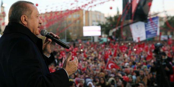 Erdoğan'dan sınır ötesi operasyon sinyali