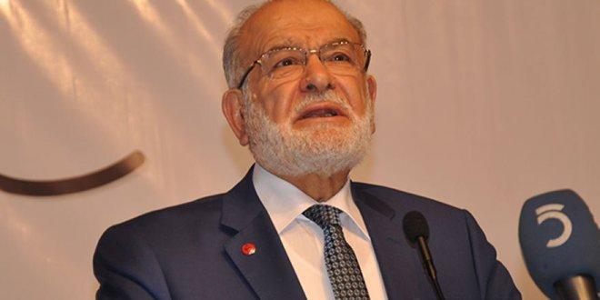 """Karamollaoğlu: """"Ülkeyi bu hale siz getirdiniz"""""""