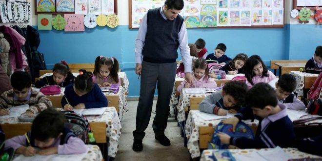 Öğretmene şiddet yüzde 41'den 45'e yükseldi