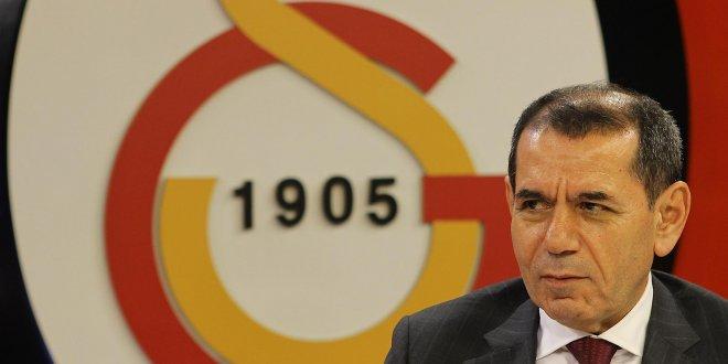 Dursun Özbek'ten Galatasaray'a şok