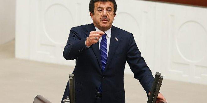 """Ekonomi Bakanı Zeybekci: """"Dünyada bir numarayız"""""""