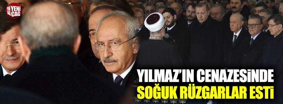 Erdoğan ve Kılıçdaroğlu el sıkışmadı