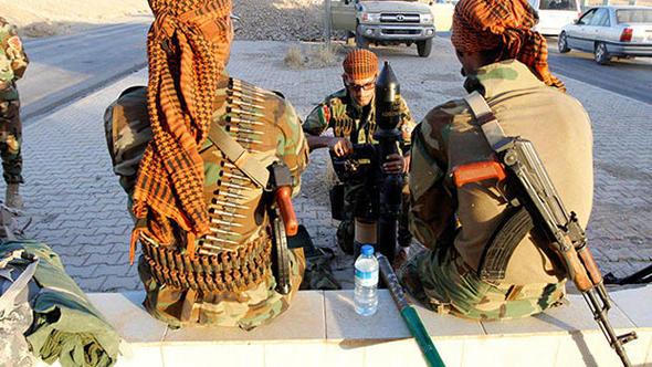 Irak Ordusu teyakkuza geçti
