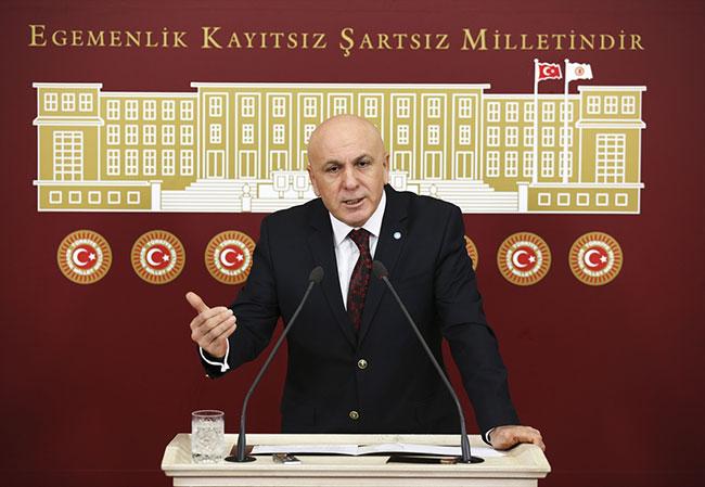 Balıkesir Milletvekili İsmail Ok, İYİ Parti'nin ilk kanun teklifini verdi