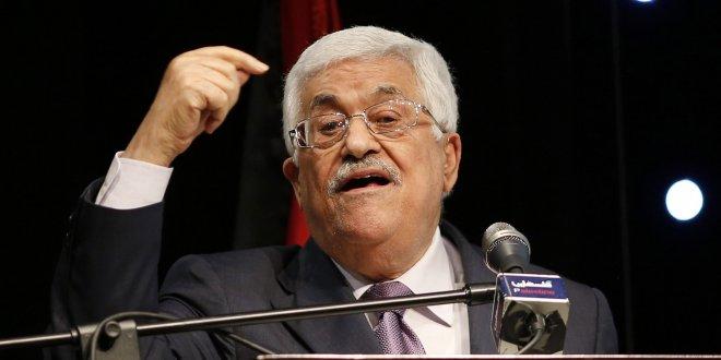 """Mahmut Abbas: """"Filistin için bir zafer"""""""