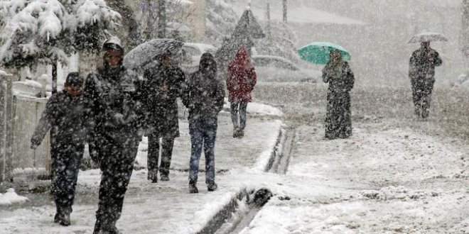 Kar İstanbul'a ne zaman geliyor?