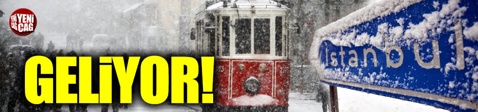 Kar tahminleri değişti: İstanbul'a ne zaman yağacak?