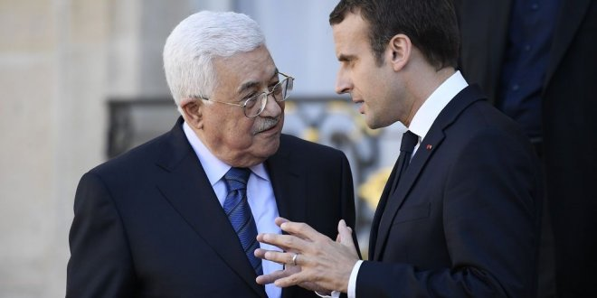 """Abbas: """"ABD tarafından önerilen bir barışı kabul etmeyeceğiz"""""""