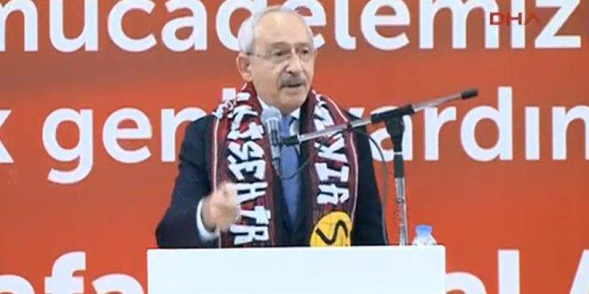 """Kılıçdaroğlu: """"18 adayı alacağız"""""""