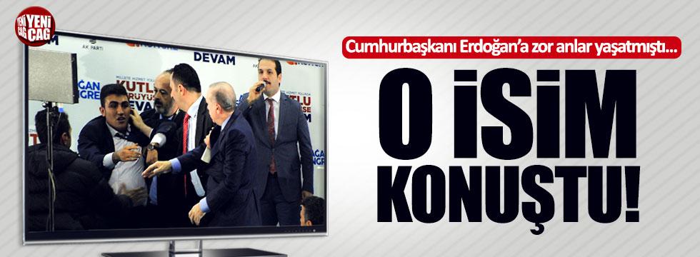 Erdoğan'a zor anlar yaşatmıştı... O isim konuştu!