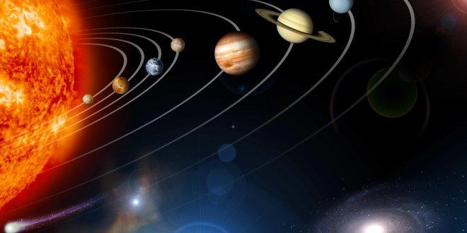 Güneş sistemi nasıl meydana geldi?