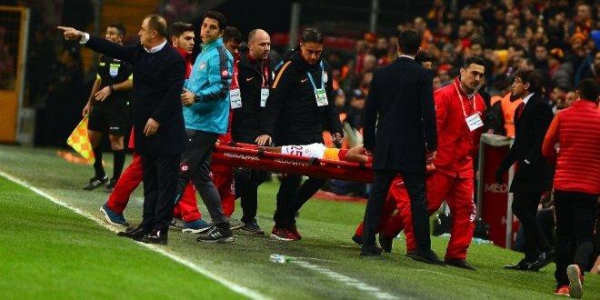 Galatasaraylı Fernando'dan kötü haber