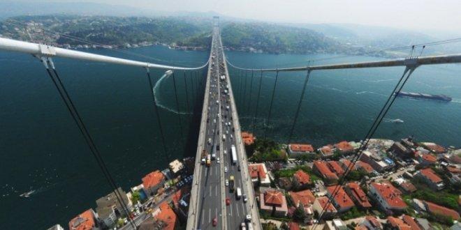 İstanbul'a gitmemiş vatandaşa köprü cezası