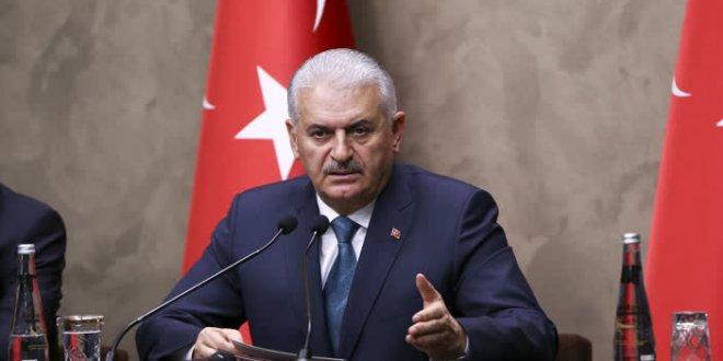 Başbakan Yıldırım'dan KHK açıklaması