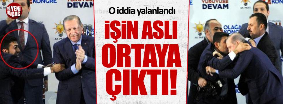 Erdoğan'ın korumalarıyla ilgili yeni gelişme