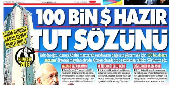 Zeynep Kılıçdaroğlu'ndan Güneş'e mektup