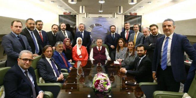 Erdoğan'dan AKP'lilere MHP ittifakı tepkisi