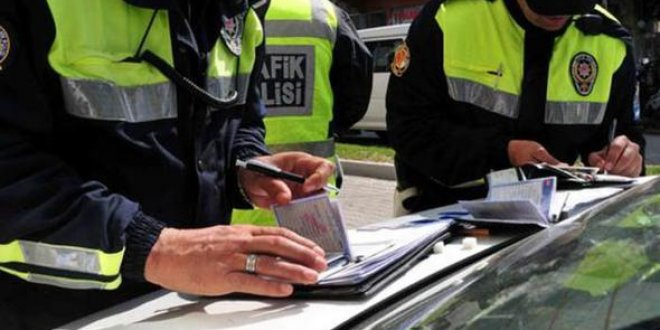 2018'de trafik cezalarına rekor zam
