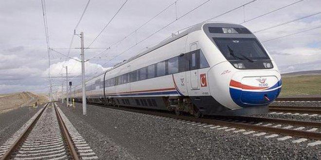 İstanbul-Edirne arasına hızlı tren