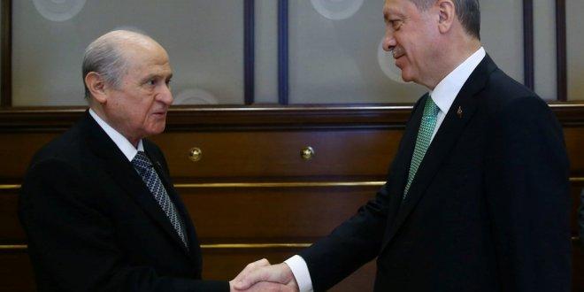 AKP ve MHP'nin ittifak komisyonu üyeleri belli oldu