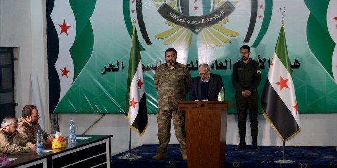 Suriye'de yeni bir ordu kuruldu