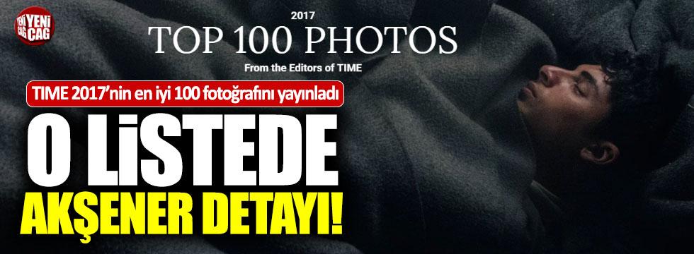 TIME'ın en iyi 100 fotoğraf listesinde Meral Akşener detayı